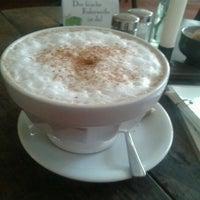 Photo taken at Café Koppel by Anne W. on 9/23/2011