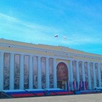 Снимок сделан в Площадь Ленина пользователем Артем Ч. 5/5/2012