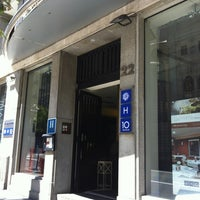 Photo taken at H10 Villa de La Reina by MAYRA G. on 5/9/2012