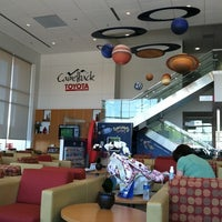 Photo taken at Camelback Toyota by Frank F. on 8/4/2011