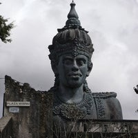 Photo taken at Garuda Wisnu Kencana (GWK) Cultural Park by Sasiwan T. on 8/16/2011