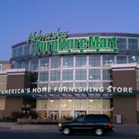 Photo taken at Nebraska Furniture Mart by Benton on 12/31/2011