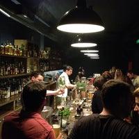 Photo taken at Σπίτι Cocktail Bar by Kostis P. on 6/19/2012