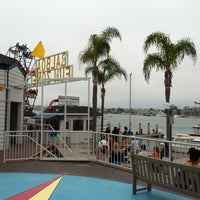 Photo taken at Balboa Fun Zone by Jeff H. on 4/21/2012