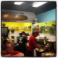 Photo taken at Sarcone's Deli by C M. on 6/2/2012