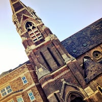 Photo taken at St. Andrews Fulham Field by Tania B. on 7/22/2012