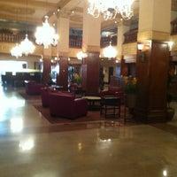 Photo taken at Sheraton Gunter Hotel San Antonio by Jesse R. on 11/14/2011