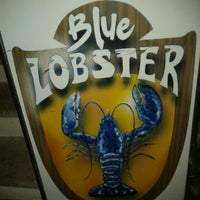 Photo taken at Blue Lobster by Hugo A. on 9/5/2011