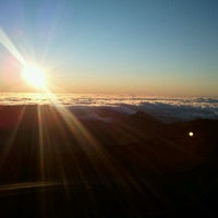 Photo taken at Haleakalā National Park by Roxanne F. on 8/20/2011