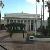 Photo taken at Cairns City Library by Dorit D. on 8/16/2011
