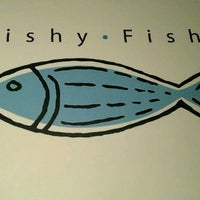 Photo taken at Fishy Fishy by Matt M. on 11/19/2011