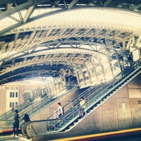 Photo taken at LIRR - Jamaica Station by Munira A. on 5/20/2012