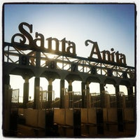 Photo taken at Santa Anita Park by Tony H. on 11/25/2011