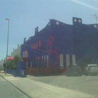 Photo taken at Discoteca KKO Los Alcázares by VinylculturE on 8/6/2011