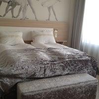 Photo taken at Thon Hotel Opera by Zikri K. on 7/15/2012