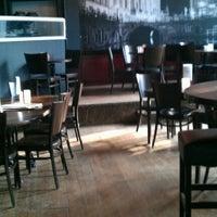 Photo taken at Hofman Café by Glenn d. on 11/24/2011