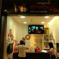 Photo taken at Ensogo @Siam Center by ABHICHA H. on 11/26/2011