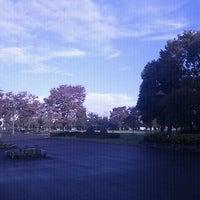 Photo taken at Toneri Park by Kou N. on 11/11/2011