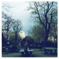 Das Foto wurde bei Kollwitzplatz von Torsten B. am 4/15/2012 aufgenommen