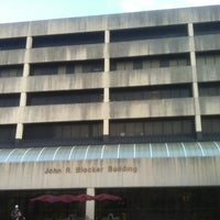 Photo taken at Blocker Building by Charles N. on 1/25/2011