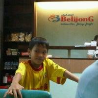 Photo taken at Belijong by Ummi S. on 8/12/2012
