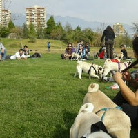 Photo taken at Parque Canino by Javier G. on 9/25/2011