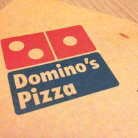 Photo taken at Domino's Pizza by Camilla C. on 8/31/2012