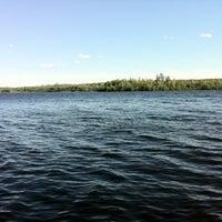 Photo taken at Lake Vermilion by Nick E. on 7/26/2011