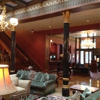 Photo taken at Hotel Jerome by Roy M. on 7/14/2012