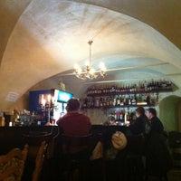 Photo taken at Koht/Moonshine bar by Veljo H. on 12/22/2011