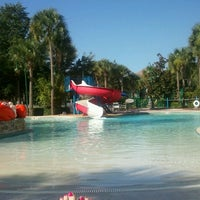 Photo taken at Calypso Cay Resort by Caryn B. on 6/12/2012