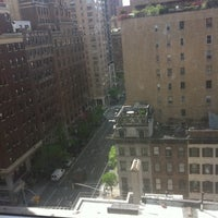 Photo taken at St. Giles Hotel New York - The Court & The Tuscany by RhondaK on 4/27/2012