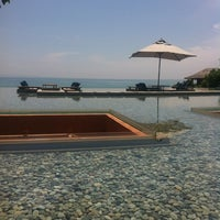Photo taken at Baba Pool Club At Sri Panwa by Pichamon P. on 9/2/2012