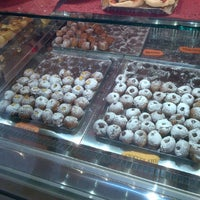 Photo taken at Pasticceria Tiffany by Giuseppe D. on 2/5/2012