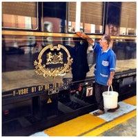 9/7/2012 tarihinde Arne K.ziyaretçi tarafından Orient Express Restaurant'de çekilen fotoğraf