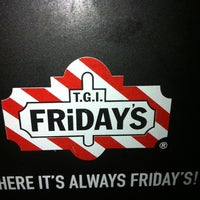 Photo taken at TGI Fridays by Noreen P. on 5/27/2012