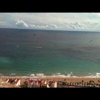 Photo taken at Alacant | Alicante by Da-eun J. on 10/28/2011