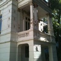 Photo taken at Palacete das Artes by Bruna M. on 7/8/2012