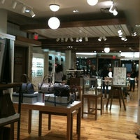 Photo taken at Fossil Store by American Business Language Academy C. on 12/4/2011