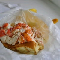 Photo taken at Belle Isle Lobster & Seafood by Sean B. on 10/5/2011