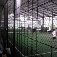 Photo taken at Cimahpar Futsal by Festalogy O. on 1/2/2012
