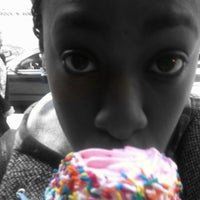 Photo taken at Little Cupcake Lover Cart by Jeree A. on 3/20/2011