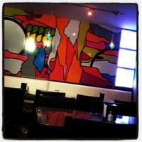 Photo taken at Sandwich Planet by ºDamian W. on 11/8/2011