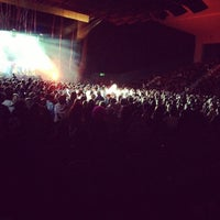 Photo taken at Santa Cruz Civic Auditorium by Adam R. on 11/5/2011
