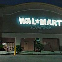 Photo taken at Walmart Supercenter by Cyberstorm F. on 9/21/2011