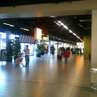 Photo taken at Gate D10 by Peter d. on 10/21/2011