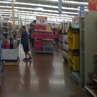 Photo taken at Walmart Supercenter by Jesse T. on 8/4/2012