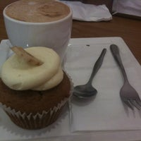 Photo taken at The Cupcake Bakery by Tiffany L. on 3/12/2012
