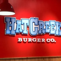 Photo taken at Hat Creek Burger Company by Andre' H. on 6/17/2012