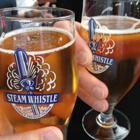 Photo prise au Steam Whistle Brewing par Nico L. le7/8/2012
